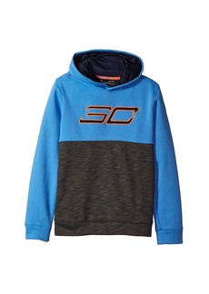 Under Armour SC30 Fleece Logo Hoodie (Big Kids)