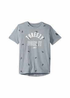 Under Armour SC30 Threezy Does It Short Sleeve (Big Kids)