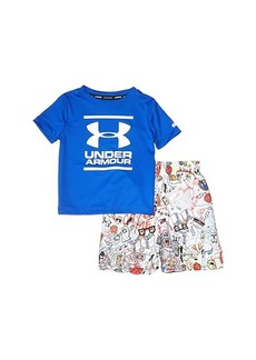 Under Armour Scribble Volley Set (Toddler)