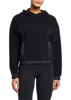 Under Armour Sherpa Pullover Hoodie  Black