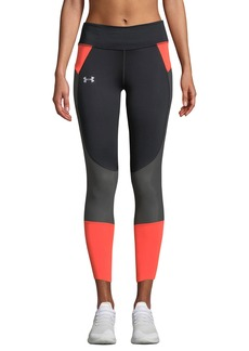 Under Armour Speedpocket Colorblock Running Tights