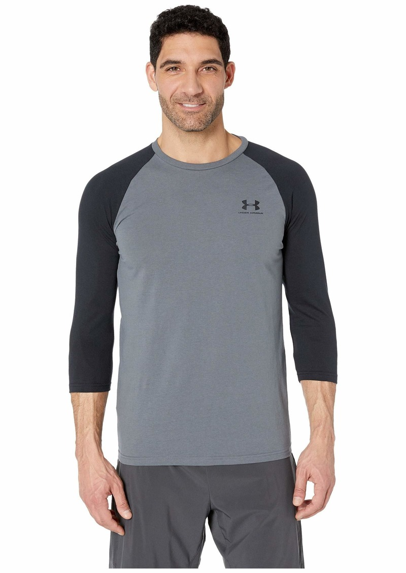 Under Armour Sportstyle Left Chest 3/4 Tee