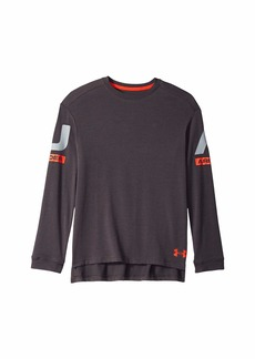 Under Armour Sportstyle Long Sleeve Crew (Big Kids)