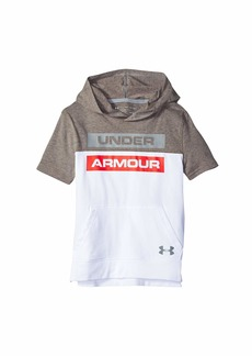 Under Armour Sportstyle Short Sleeve Hoodie (Big Kids)