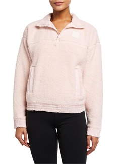 Under Armour STM 101 Fuzzy Sherpa 1/4-Zip Jacket