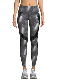 Under Armour SuperBase Power Print Performance Leggings