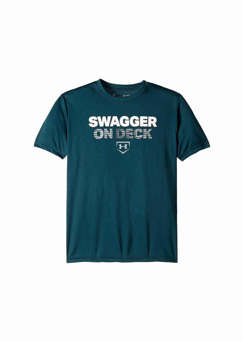 Under Armour Swagger on Deck Short Sleeve (Big Kids)