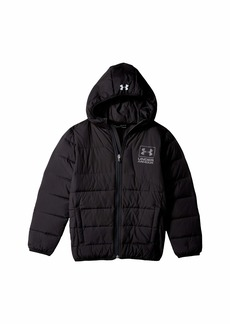 Under Armour Swarmdown Hooded Jacket (Big Kids)
