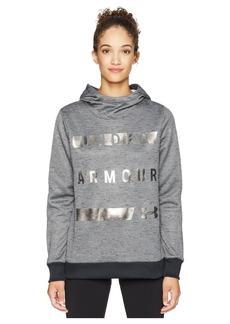 Under Armour Synthetic Fleece Pullover Wordmark