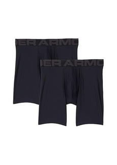 "Under Armour Tech 6"" Boxerjock® 2-Pack"