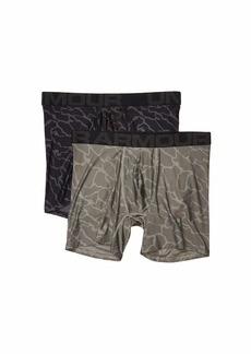 "Under Armour Tech 6"" Boxerjock® 2-Pack Novelty"