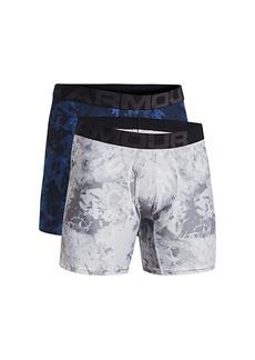 """Under Armour Tech 6"""" Novelty Boxerjock® 2-Pack"""