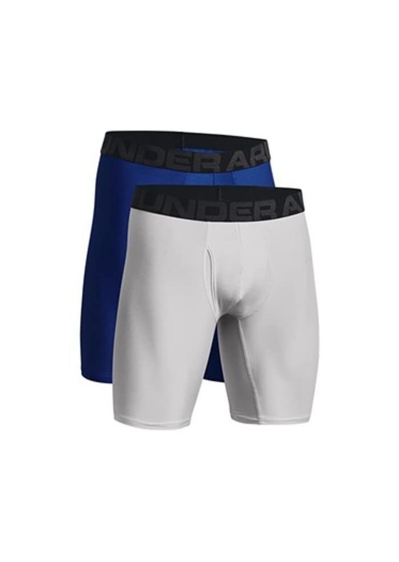 "Under Armour Tech 9"" Boxerjock® 2-Pack"