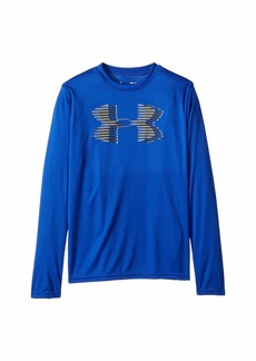 Under Armour Tech Big Logo Long Sleeve (Big Kids)