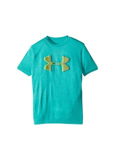 Under Armour Tech Big Logo Printed Tee (Big Kids)