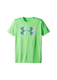 Under Armour Tech Big Logo Solid Tee (Big Kids)