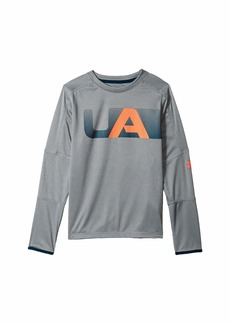 Under Armour Tech Long Sleeve Tee (Big Kids)