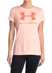 Under Armour Tech Sportstyle Graphic Tee