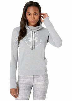 Under Armour Terry Graphic Funnel Neck