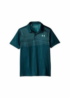 Under Armour Threadborne Engineered Polo (Big Kids)