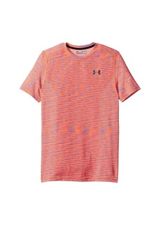 Under Armour Threadborne Knit Short Sleeve (Big Kids)