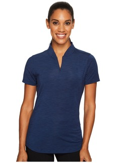 Under Armour Threadborne Mock Polo Shirt