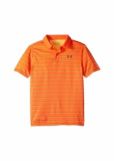 Under Armour Threadborne Stripe Polo (Big Kids)