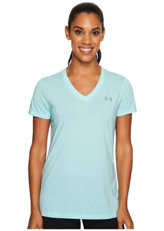 Under Armour Threadborne Train Short Sleeve V-Neck Twist