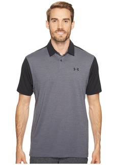 Under Armour Tips Back Jacquard Polo