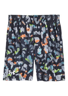 Toddler Boy's Under Armour Kids' Oblio Camo Boost Performance Athletic Shorts