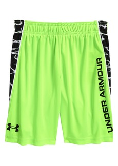 Toddler Boy's Under Armour Kids' Ripple Bolt Performance Athletic Shorts