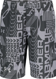 Under Armour Toddler Boys Wordmark Boost Shorts