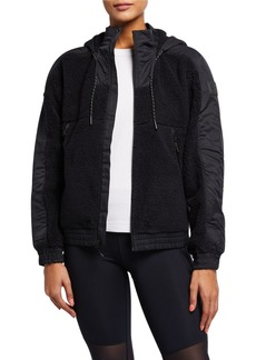 Under Armour Trek Sherpa Zip-Front Jacket