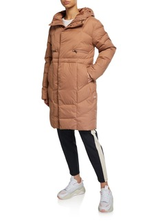 Under Armour UA Armour Quilted Down Parka Coat