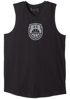 Under Armour UA Baseline Tank Top (Big Kids)