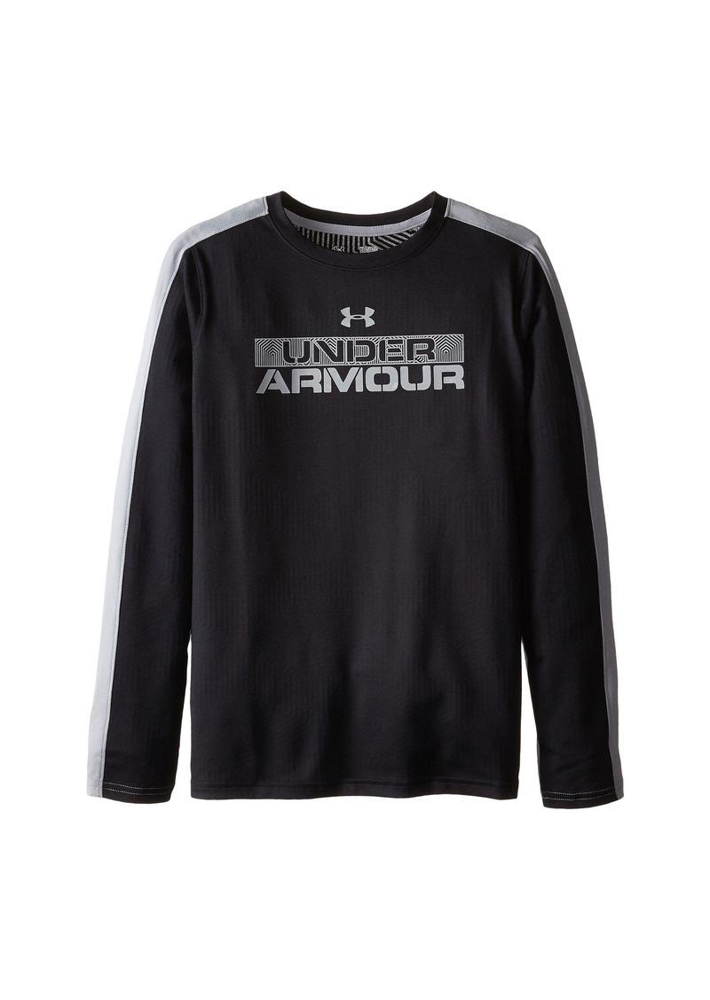 Under Armour UA Coldgear® Infrared Long Sleeve Top (Big Kids)