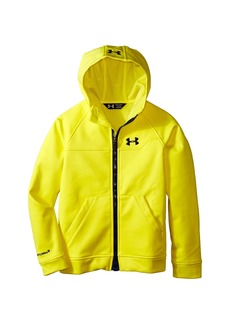 Under Armour UA Coldwear® Infrared Softshell Hooded Jacket (Big Kids)