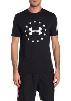 Under Armour UA Freedom Logo Short Sleeve T-Shirt
