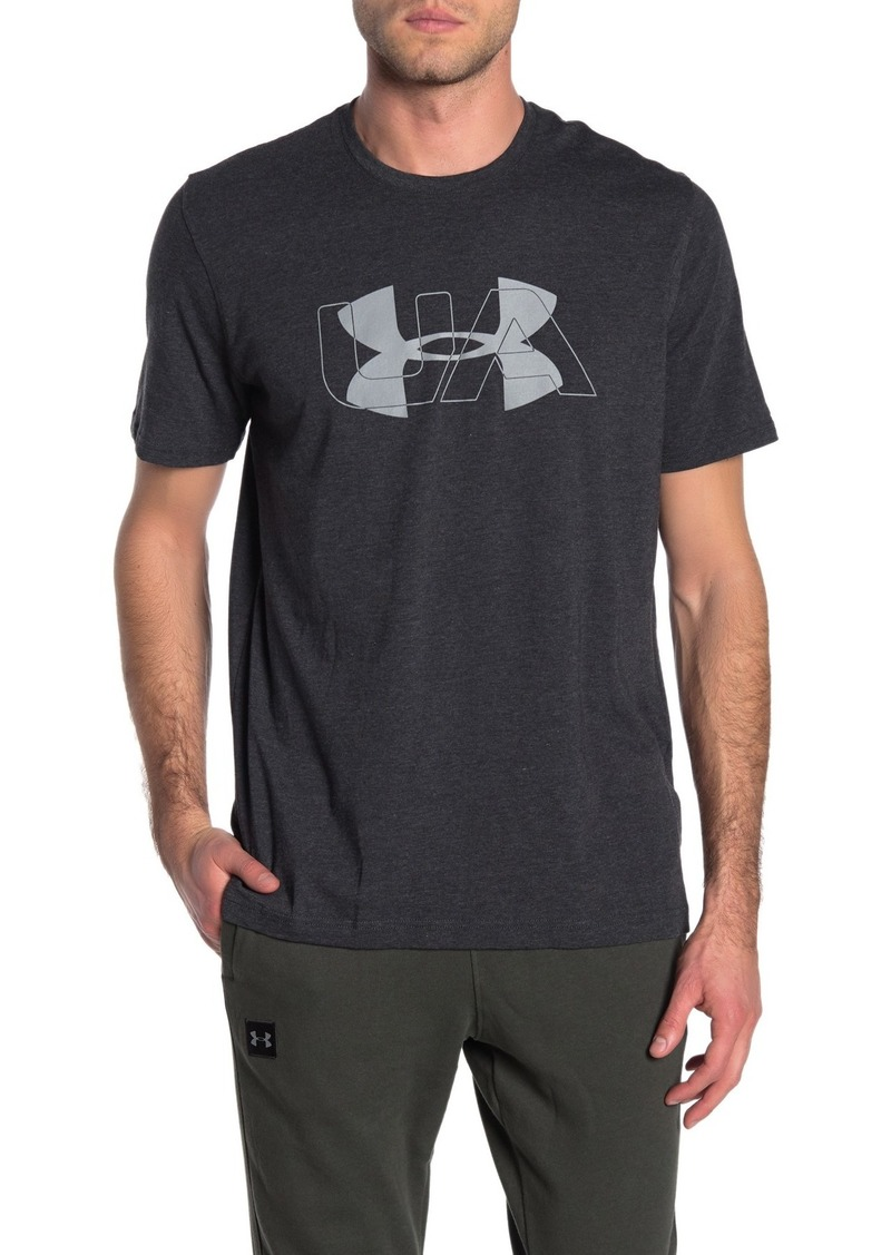 Under Armour UA Gradient Wordmark Short Sleeve T-Shirt