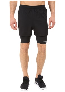 Under Armour UA Launch Racer 2-in-1 Shorts