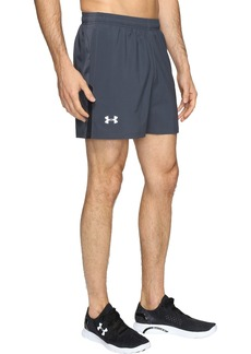 "Under Armour UA Launch Stretch Woven 5"" Shorts"