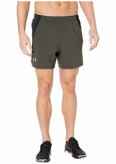 "Under Armour UA Launch SW 5"" Shorts"