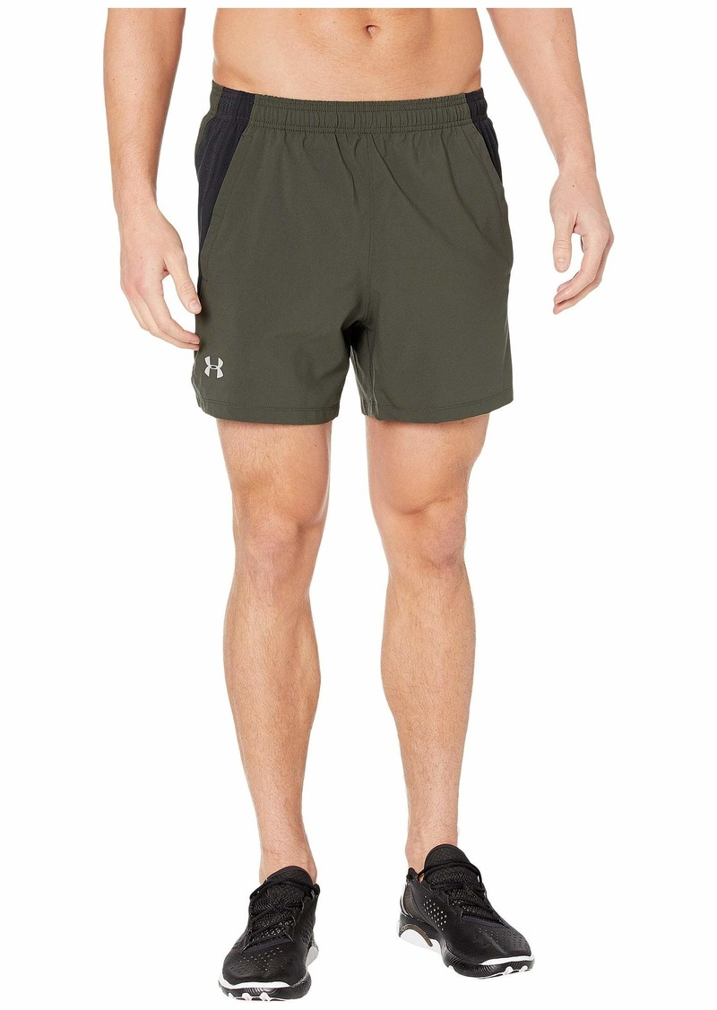 "Under Armour UA Launch SW 5"" Shorts"