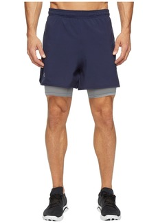 Under Armour UA Qualifier 2-in-1 Shorts