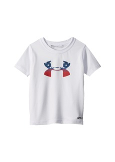 Under Armour UA Stars Stripes Big Logo Surf Shirt (Big Kids)