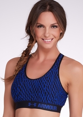 Under Armour + Armour Medium Control Wire-Free Sports Bra
