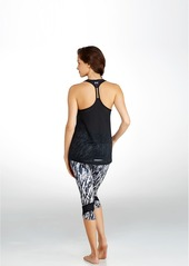 Under Armour + Fly-By Stretch Mesh Tank