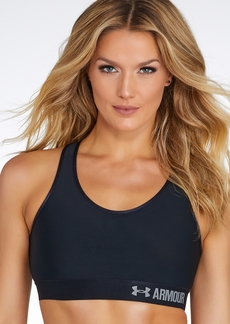 Under Armour + UA Medium Control Wire-Free Sports Bra