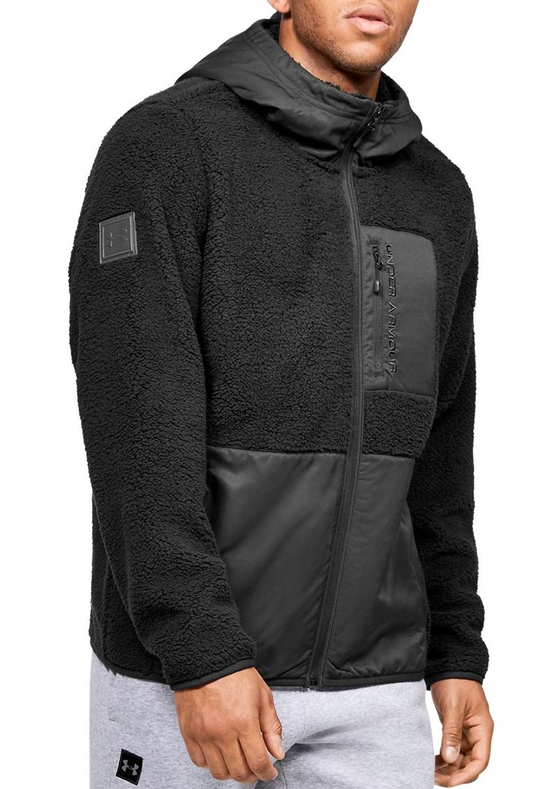 Under Armour 10.1 Sherpa Loose Fit Jacket
