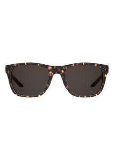 Under Armour 55mm Square Sunglasses